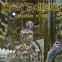 Somewhere in Time (LP) by Iron Maiden