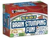 Noggins Workshop: Big Box Of Brain Stumping Fun logic Game