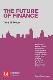 The Future of Finance by Adair Turner