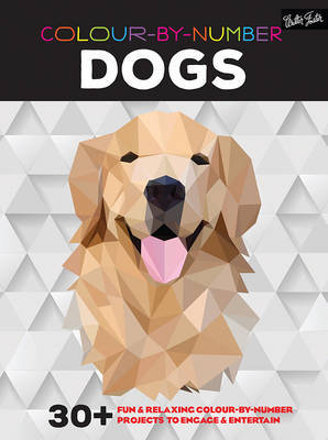 Colour-By-Number: Dogs
