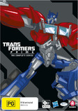Transformers: Prime The Complete Series Boxset on DVD
