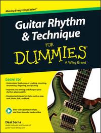 Guitar Rhythm & Technique For Dummies by Consumer Dummies