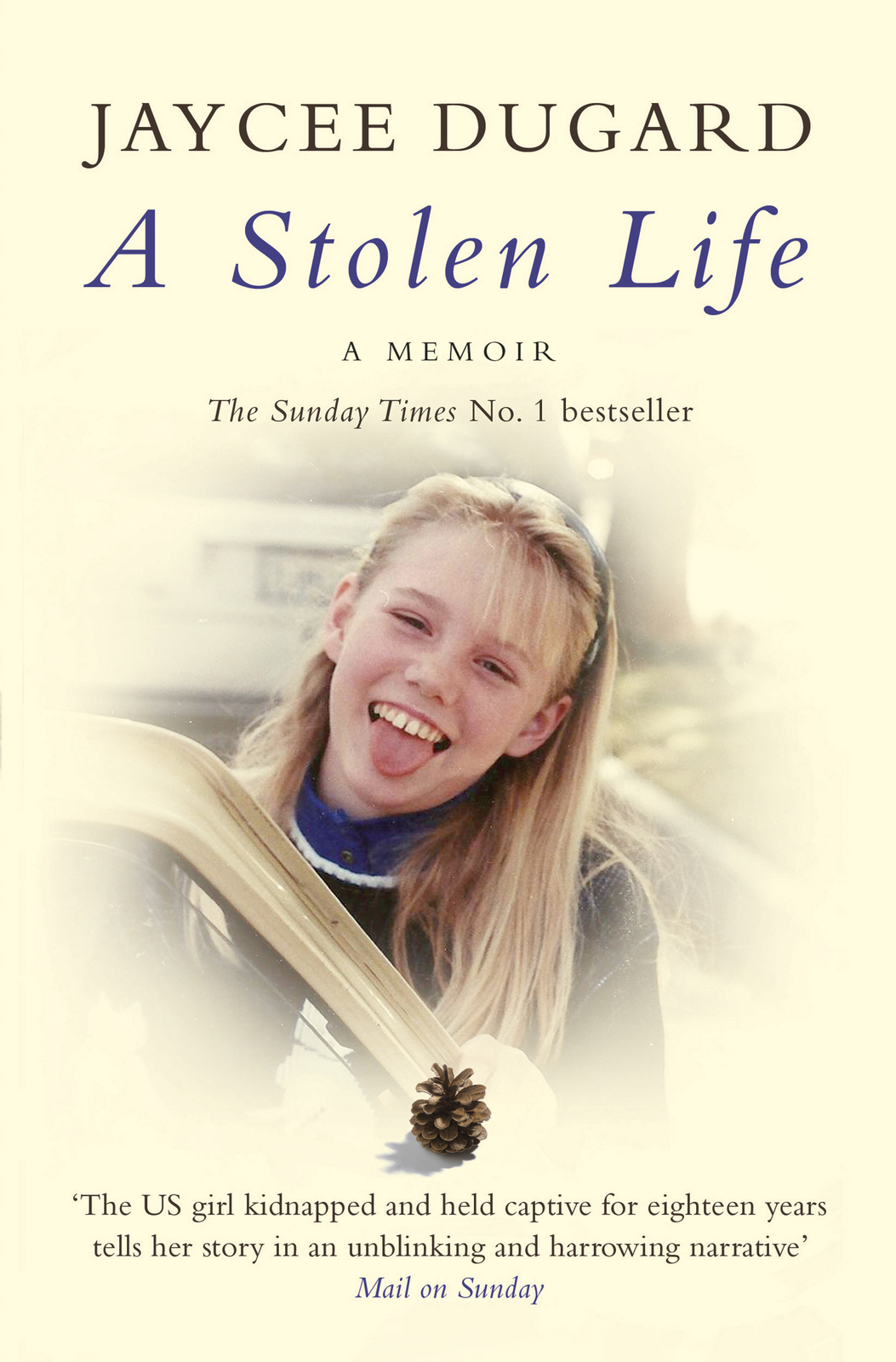 A Stolen Life by Jaycee Dugard image