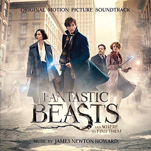 Fantastic Beasts And Where To Find Them OST (LP) by Various Artists image