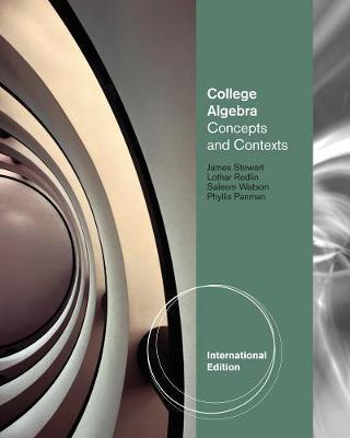 College Algebra by James Stewart image