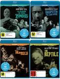 Hammer Horror Bundle on Blu-ray