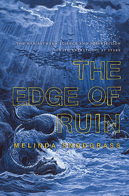 The Edge of Ruin by Melinda Snodgrass
