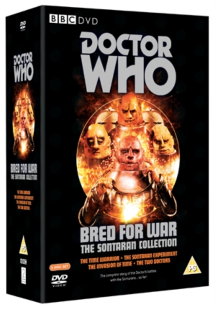 Doctor Who: Bred for War: The Sontaran Collection on DVD image