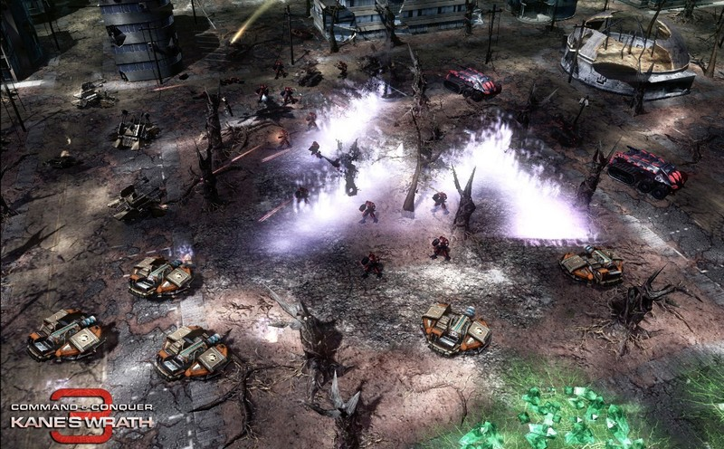 Command & Conquer 3: Kane's Wrath for Xbox 360 image