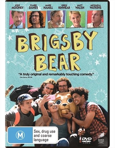 Brigsby Bear on DVD image