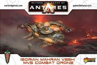 Beyond the Gates of Antares: Isorian Mahran Vesh MV5 Combat Drone