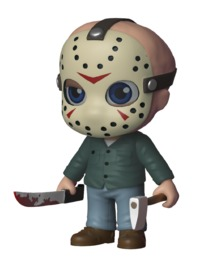 Horror Collection: Jason Voorhees - 5-Star Vinyl Figure