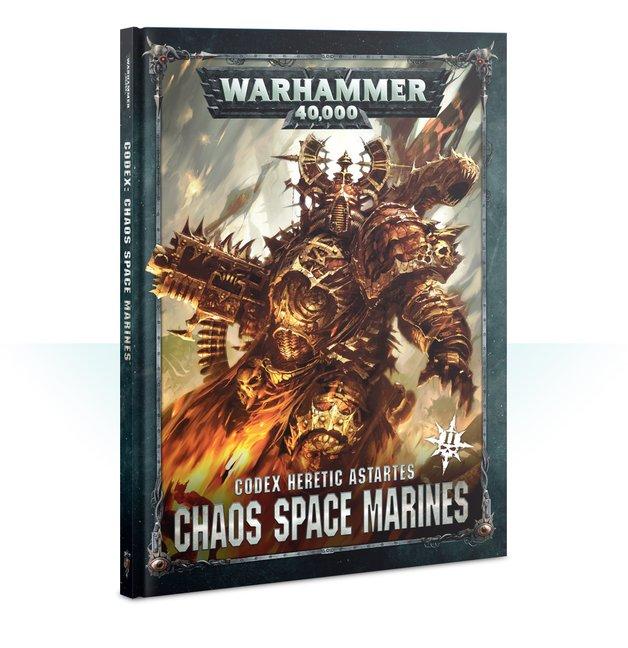 Warhammer 40,000 Codex: Chaos Space Marines