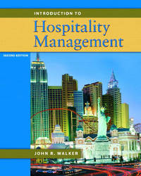 Introduction to Hospitality Management by John R Walker image