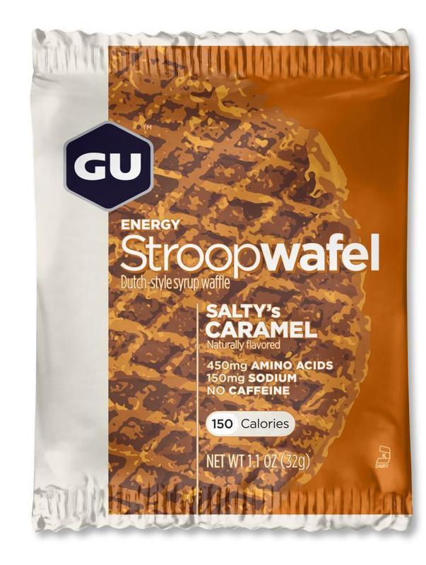 GU Energy Stroopwafel - Salty's Caramel (32g)