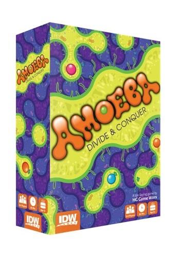 Amoeba - Board Game