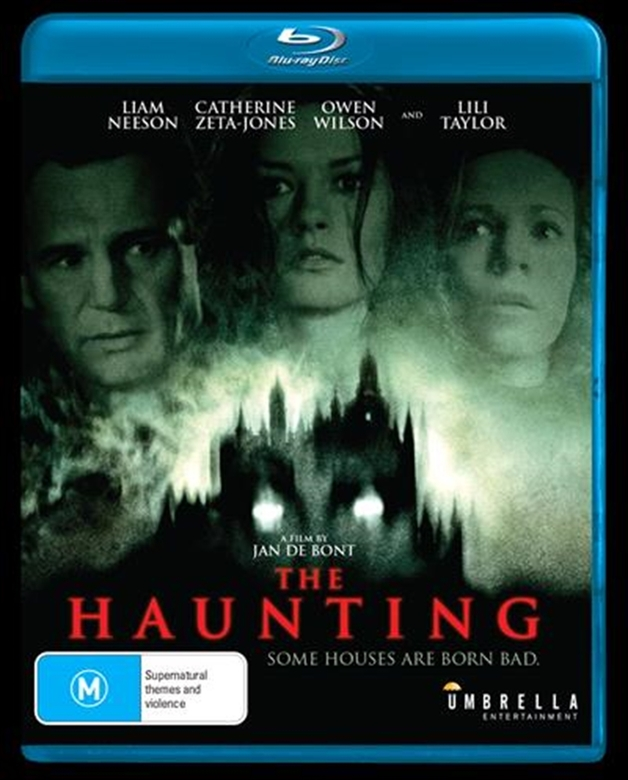 The Haunting on Blu-ray