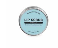 The Bonbon Factory: Vanilla Exfoliating Lip Scrub