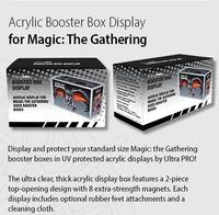 Ultra Pro: Magic the Gathering Booster Box - Acrylic Display