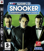 World Snooker Championship 2007 for PS3