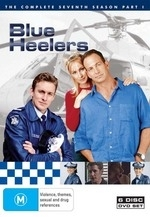 Blue Heelers - The Complete 7th Season: Part 1 (6 Disc Box Set) on DVD