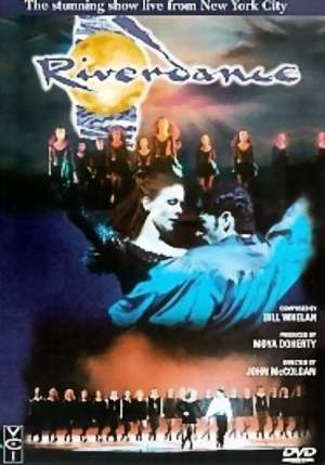 Riverdance - Live from New York City on DVD image