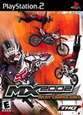 MX 2002 for PS2