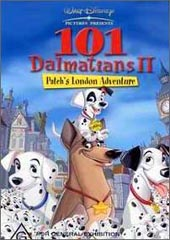 101 Dalmatians 2: Patch's London Adventure on DVD