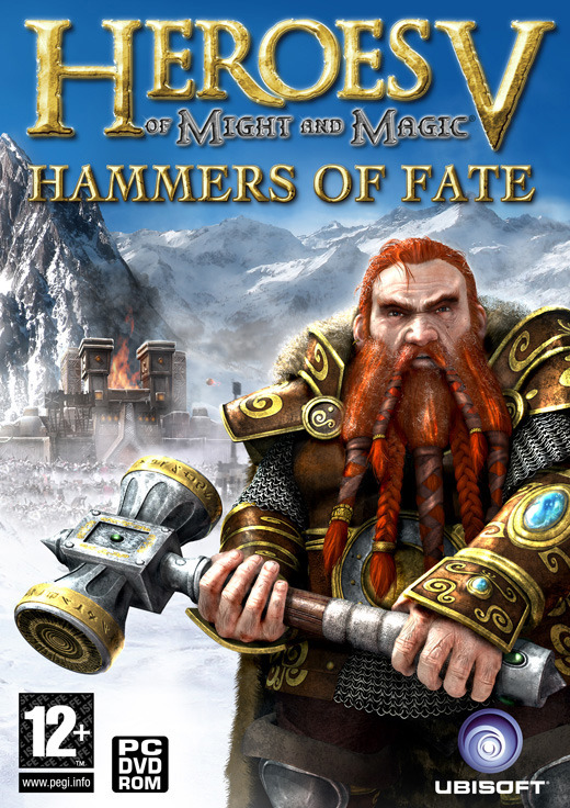 Heroes of Might and Magic V: Hammers of Fate (Expansion) for PC Games