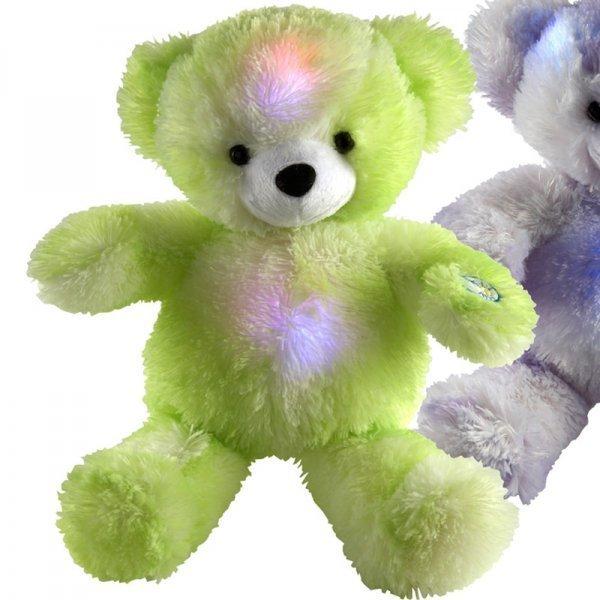Glo-e Sparkle Bears - Green
