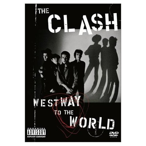 The Clash - Westway To The World on DVD