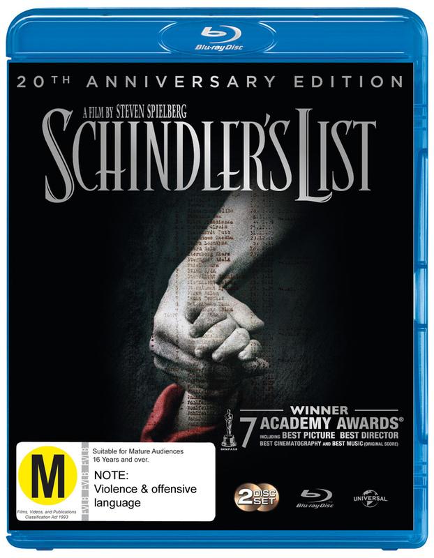 Re: Schindlerův seznam / Schindler's List (1993)