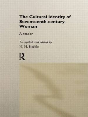 The Cultural Identity of Seventeenth-Century Woman image