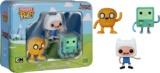 Adventure Time - Pocket Pop! 3-Pack Tin