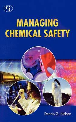 Managing Chemical Safety by Dennis G. Nelson image