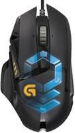 Logitech G502 RGB Tunable Gaming Mouse for