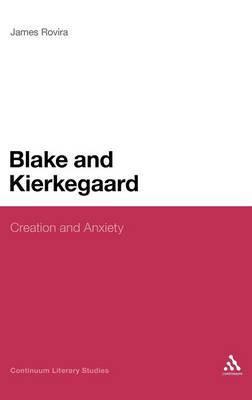 Blake and Kierkegaard by James Rovira image