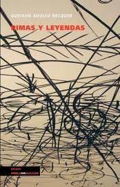 Rimas Y Leyendas by Gustavo Adolfo Becquer image