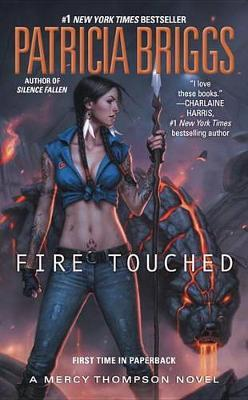 Fire Touched by Patricia Briggs image