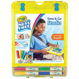 Crayola: Color Wonder Mess Free Stow & Go Set (Assorted Designs)