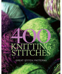 400 Knitting Stitches image
