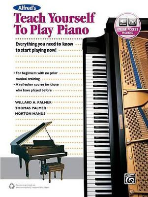 Alfred's Teach Yourself to Play Piano by Morton Manus