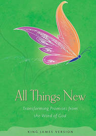 All Things New: Transforming Promises from the Word of God image