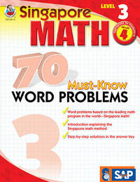70 Must-Know Word Problems, Grade 4 image