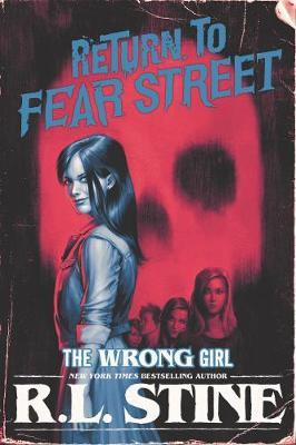 The Wrong Girl by R.L. Stine image