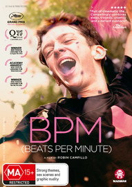 Bpm (beats Per Minute) on DVD