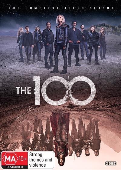 The 100: Season 5 on DVD