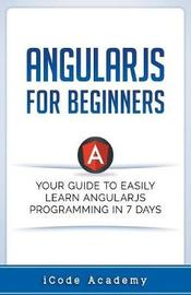 Angular JS for Beginners by I Code Academy image