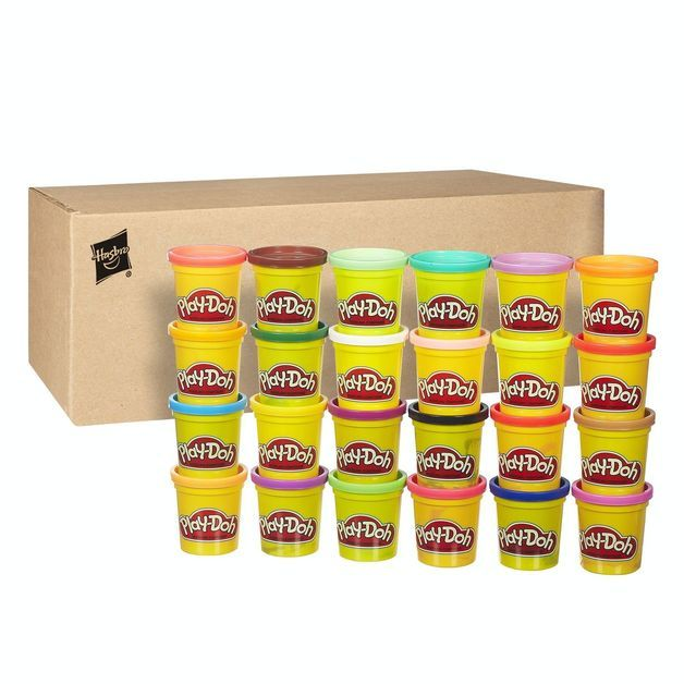Play Doh 36 Mega Pack of Colours image