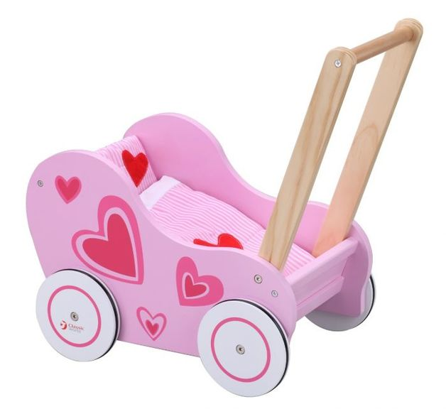 Classic World: PINK BABY WALKER